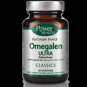 Classics Omegalen Ultra 30Caps