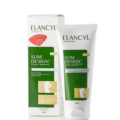 Elancyl Slim Design 45+ Promo -25% 200 ml