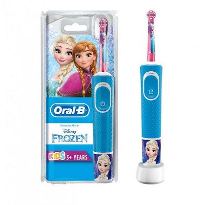 Oral-B Vitality Kids Παιδική Ηλεκτρική Οδοντρόβουρτσα Frozen 3y+ 1Τμχ.Τυχαία Επι
