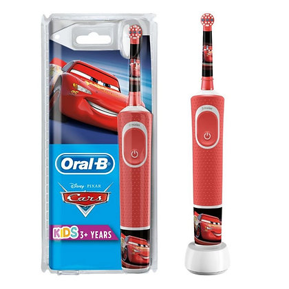 ORAL-B - Kids Vitality Cars 3+ years   1τμχ