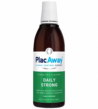 Plac Away Daily Strong Στοματικό Διάλυμα 500ml