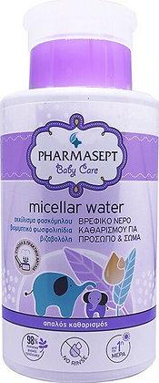 Pharmasept Baby Care Micellar Water, Βρεφικό Νερό Καθαρισμού για Πρόσωπο & Σώμα
