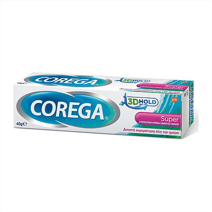Corega 3D Hold Super Cream 40g