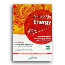 Aboca Natura Mix Advanced Energy για Σωματική Ενέργεια & Ψυχική Τόνωση