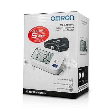 OMRON - M6 Comfort Πιεσόμετρο Μπράτσου με Ανίχνευση Κολπικής Μαρμαρυγής HEM-7360