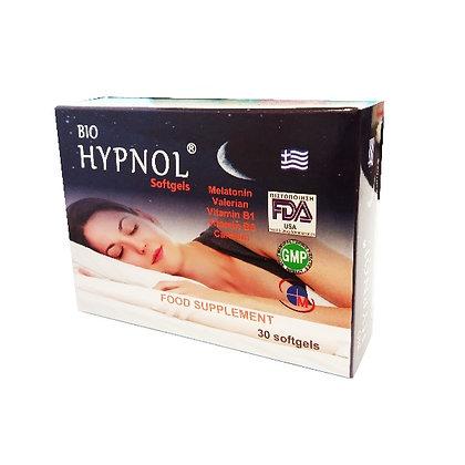 Medichrom Farmellas Bio Hypnol 30 μαλακές κάψουλες