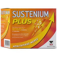 SUSTENIUM Plus 22 Φακελάκια x 8g
