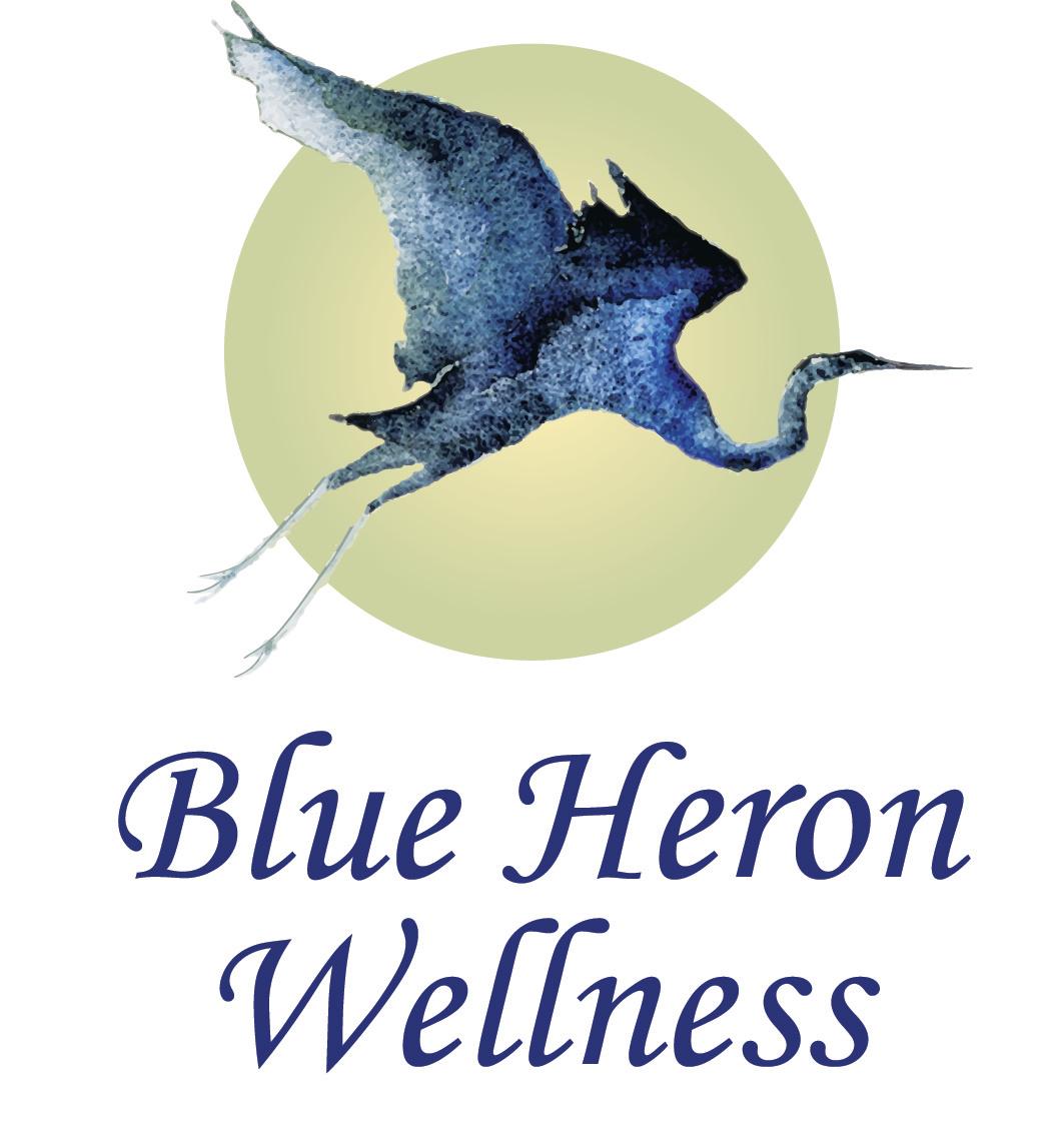 Blue Heron Wellness Logo
