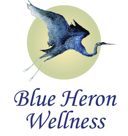 Blue Heron Wellness Logo
