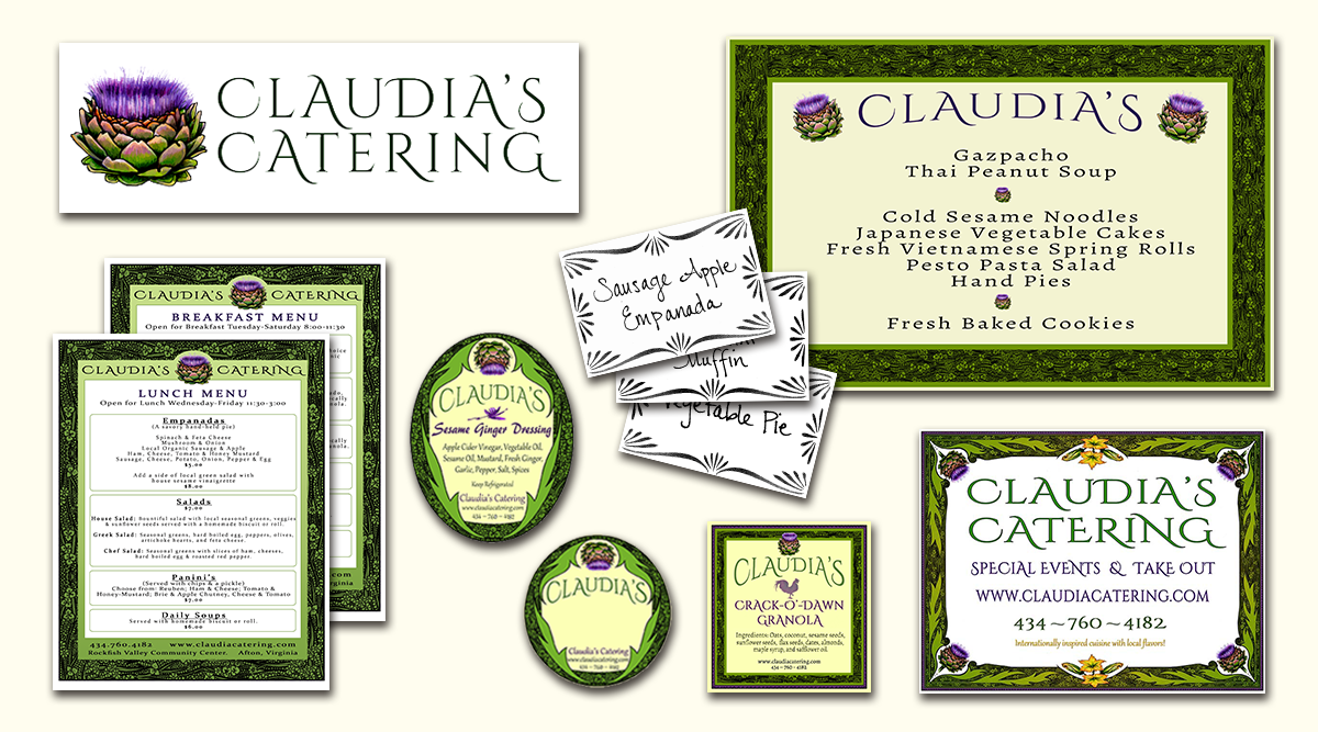 Claudias Catering