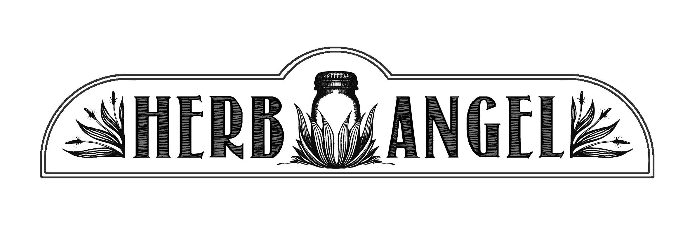Final Herb Angel Logo