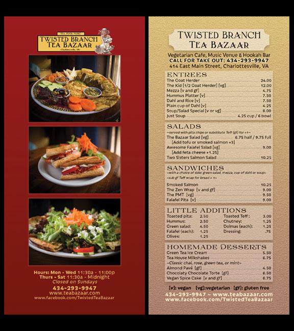 Twisted Branch Tea Bazaar