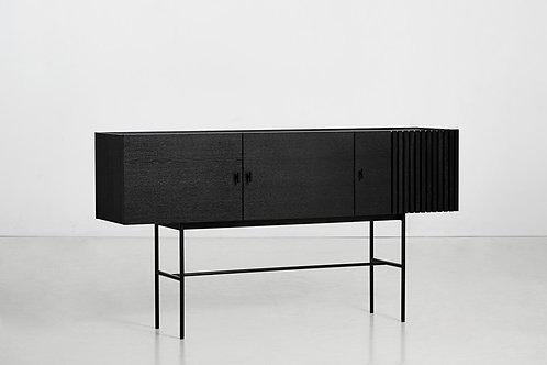 Buffet Array 180cm Noir - WOUD