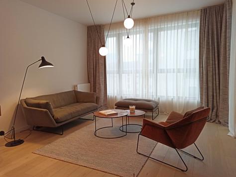 Projet N & V, Ixelles