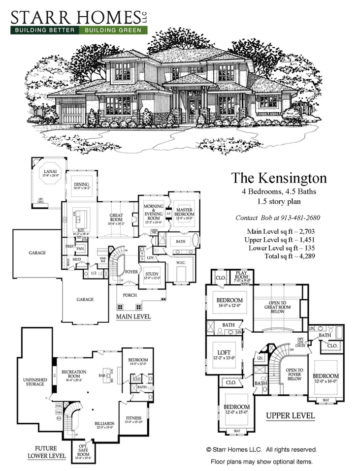 1 Kensington Summary Sheet.png