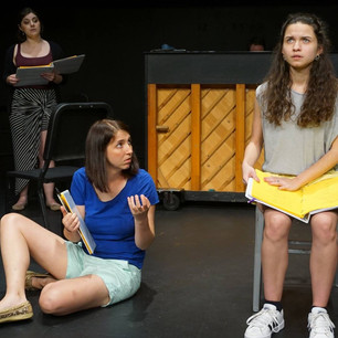 Lucky Petra, Lee & Others, NYU New Plays for Youth Audiences workshop, Dir. Tony Graham