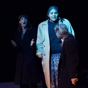 Women of Lockerbie, Woman, Cedarville University, Dir. Denise Yvette Serna
