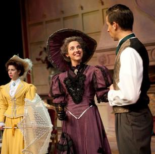 Importance of Being Earnest, Lady Bracknell, Cedarville University, Dir. Diane Merchant