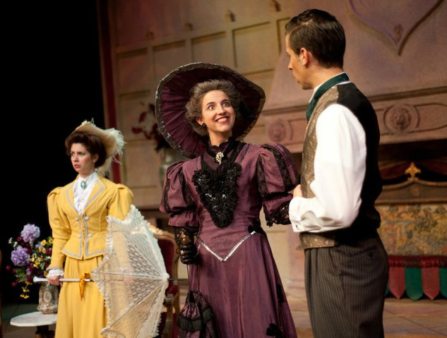 Importance of Being Earnest, Lady Bracknell, Cedarville University, Dir. Diane Merchant