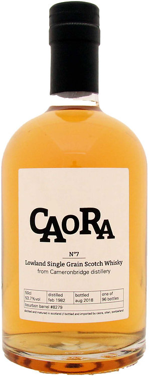 Cameronbridge 1982/2018 Caora N°7