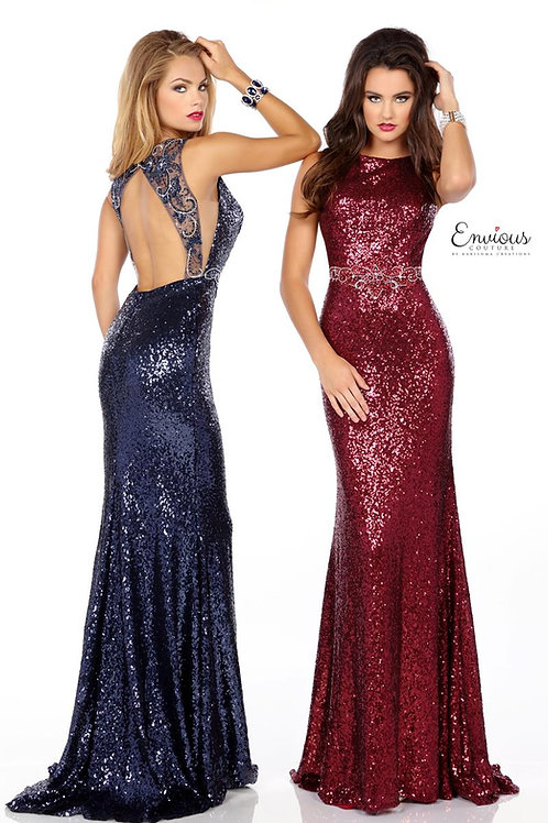 Envious Couture - SEQUINS   - 18009