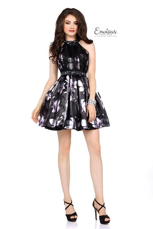 Envious Couture - PRINTED MIKADO  - 18006