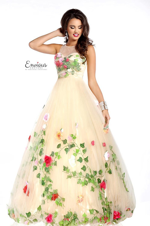 Envious Couture - TULLE  - 18004