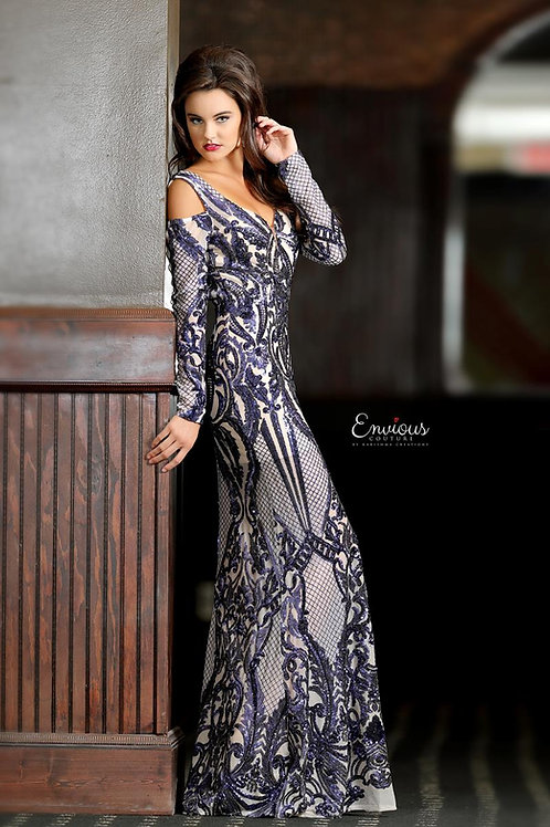Envious Couture - SEQUINS  - 18022