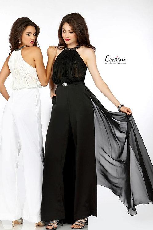 Envious Couture - MATTE SATIN/CHIFFON   - 18051