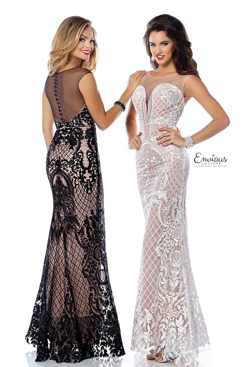 Envious Couture - LACE  - 18088
