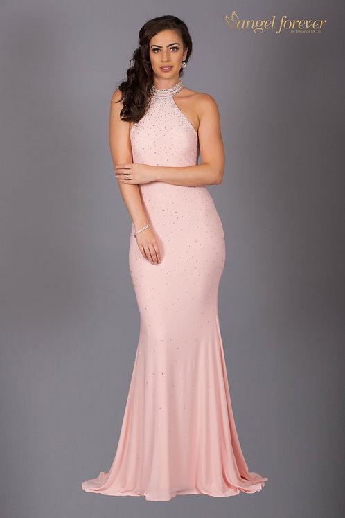 Jersey Long Dress