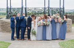 Cubley Hall Wedding Photography