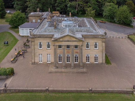 Drone Property Photography Yorkshire