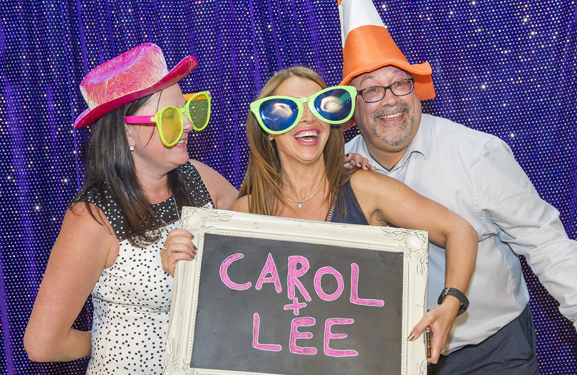 Wedding Photobooth West Yorkshire