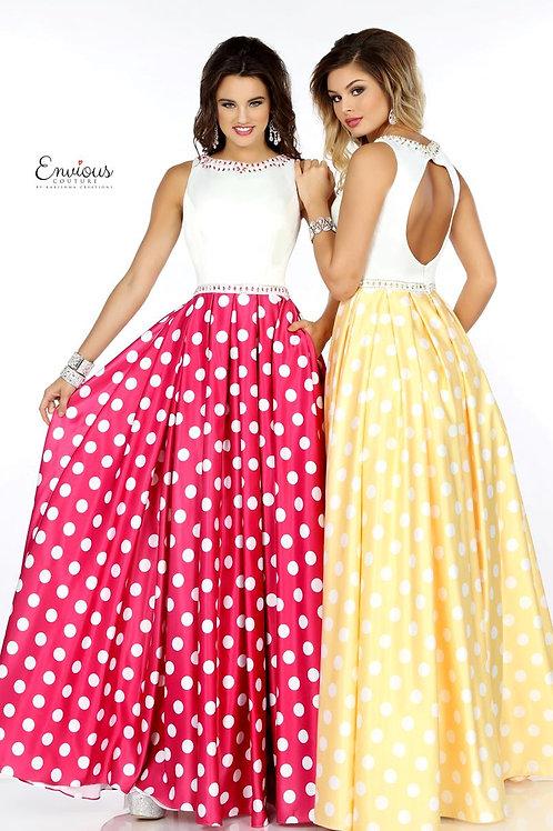 Envious Couture - SATIN  - 18015