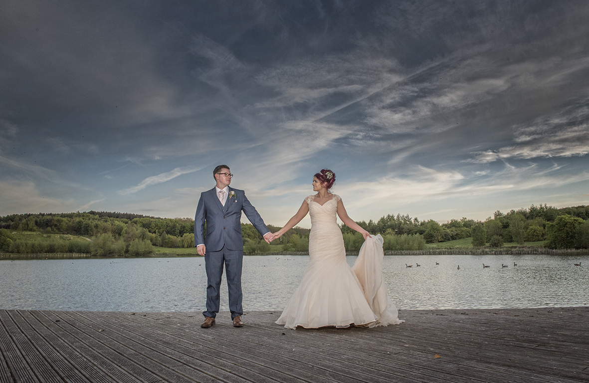 Waterton Park Wedding Photography