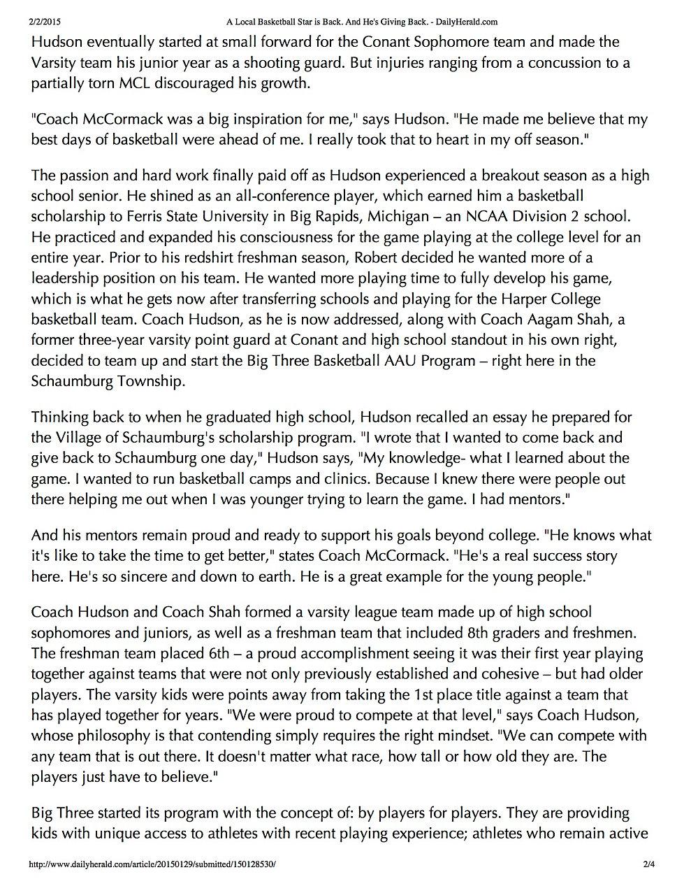 big 3 basketball news pg 2