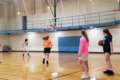 Sunday Shooting and Scrimmage | May