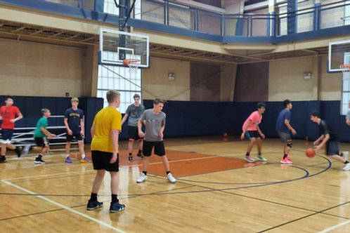 Winter Skills and Scrimmage | February-March
