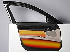 Chauffage infrarouges BMW