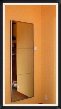 Miroir chauffant infrarouge BRC 1100w