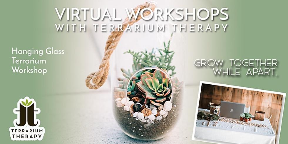 Rope Terrarium Workshop