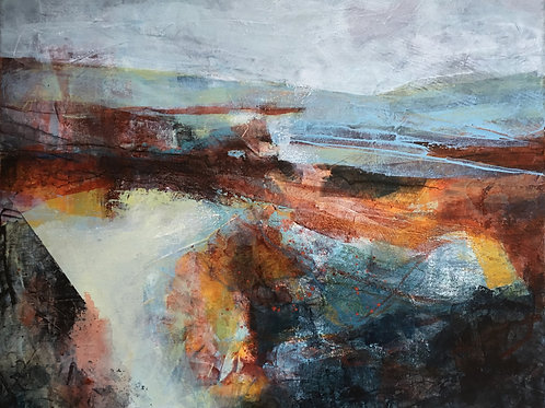 Autumn Moorland  £495