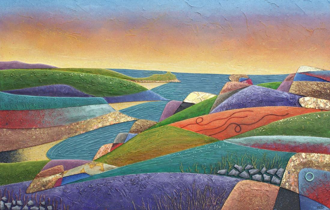 Sunset - Zennor Head