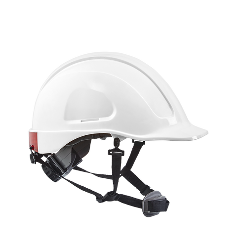 Casco MOUNTAIN abs con barbuquejo no ventilado STEELPRO