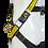 Thumbnail: Arnés multipropósito en X EXPERT LINE STEELPRO
