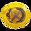 Thumbnail: Casco LUMINER ALA ENTERIZA abs/ratchet  STEELPRO