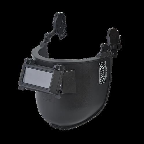 Careta para soldar adaptable a casco STEELPRO