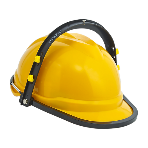 Adaptador plástico porta visor para casco STEELPRO