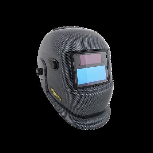 Careta para soldar fotosensible OPTECH y repuesto de visor STEELPRO